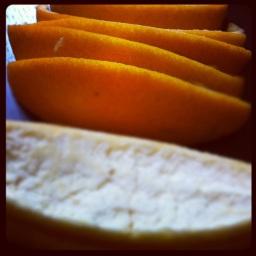 Orange Zest Photo Copyright © Valerie Stride