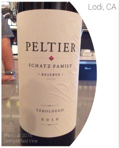 Peltier Teraldego