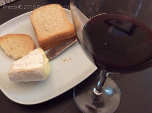 Wine is accessible through food pairings